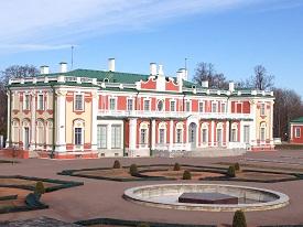 Tallin Kadriorg Palace 275 x 206