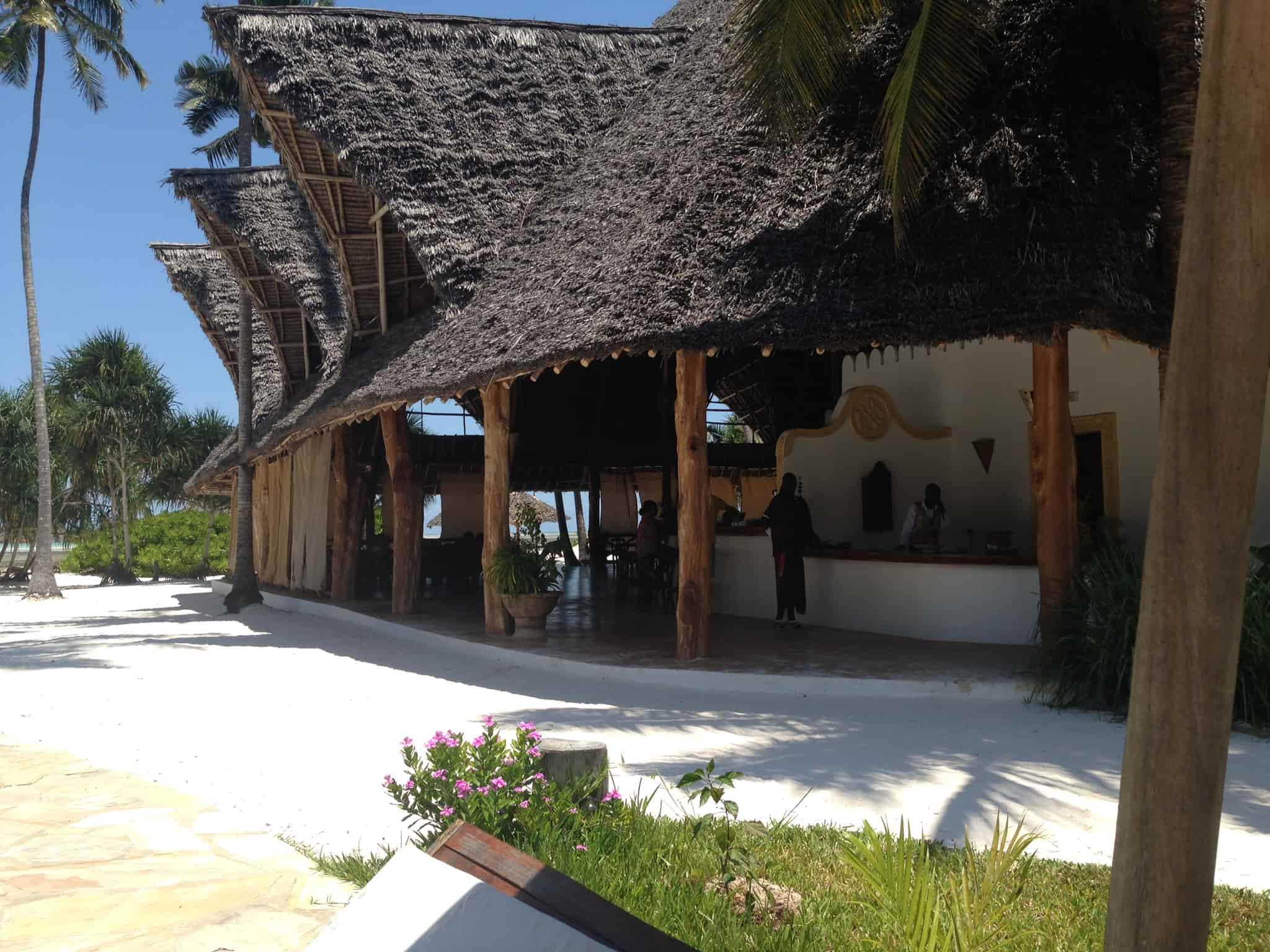 Pongwe bay reception znz