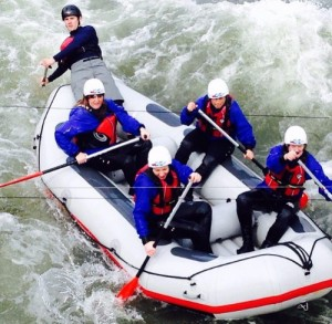 Bratislava - rafting