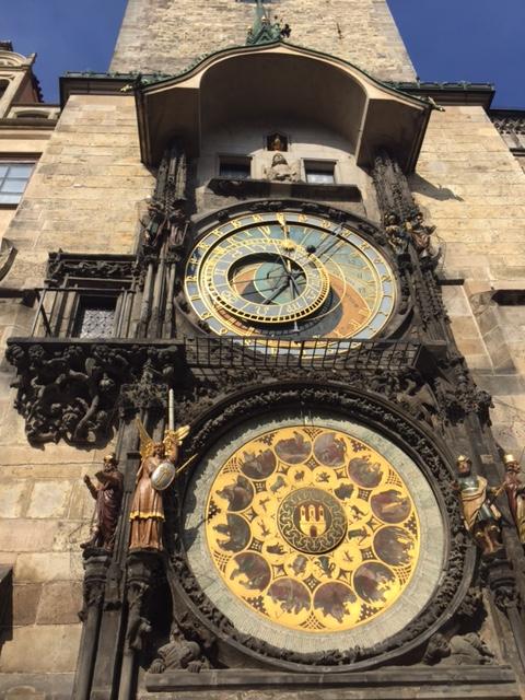 Prag klocktorn