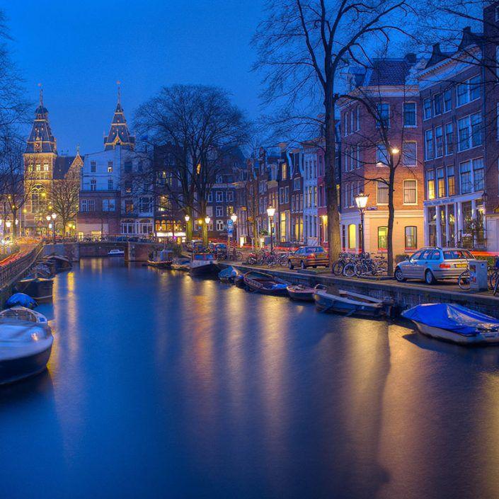 Konferensresa i det historiska hjärtat av staden - Amsterdam