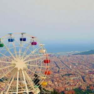 Konferensresa i en förtrollande kuststad - Barcelona