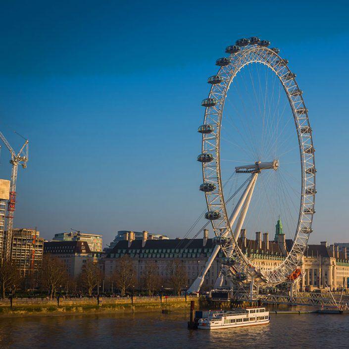 Konferensresa i basta konferensdestination av London