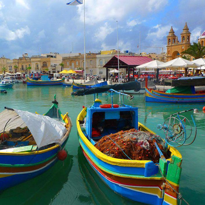 Konferensresa i en av de vackraste bevarade städerna på Malta
