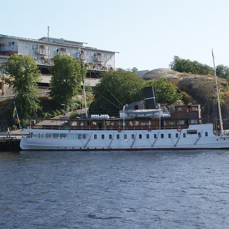 Strömstad-Laholmen 1