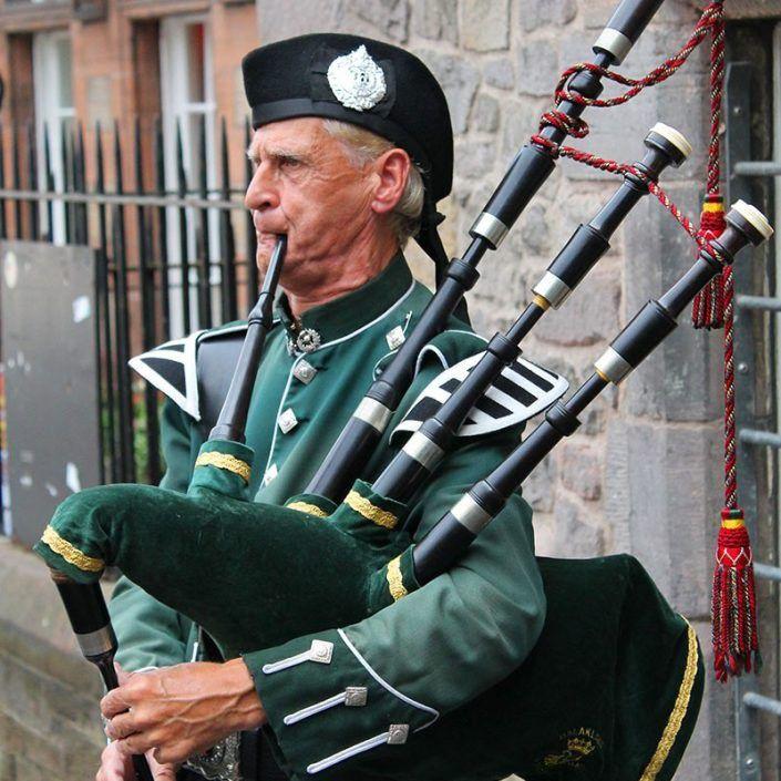 Skottland Konferensresa i fantastiskt charmig och vänlig stad med slottet