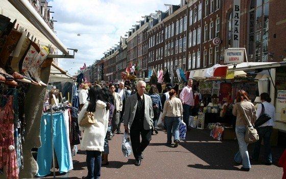 Amsterdam- marknad