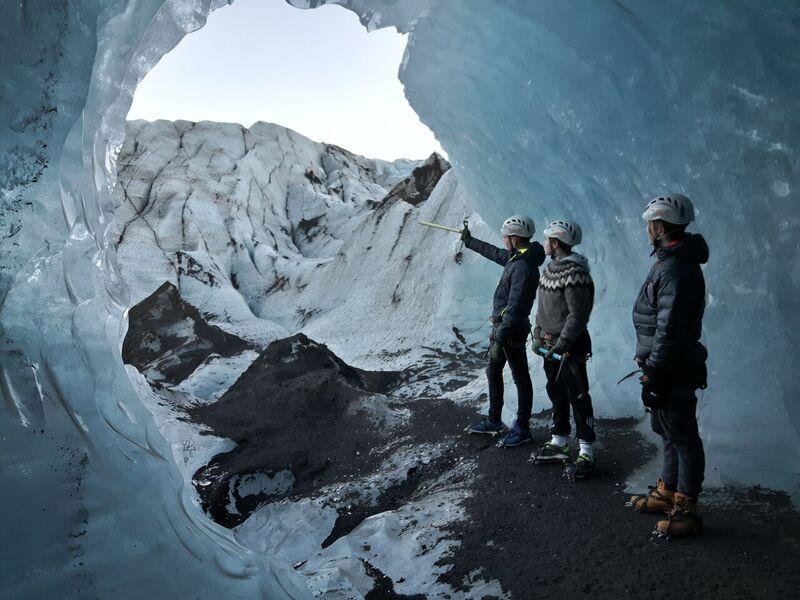 Glacier Walk Arcanum