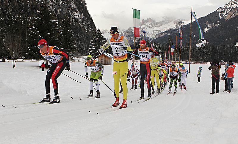 Marcialonga_tävling