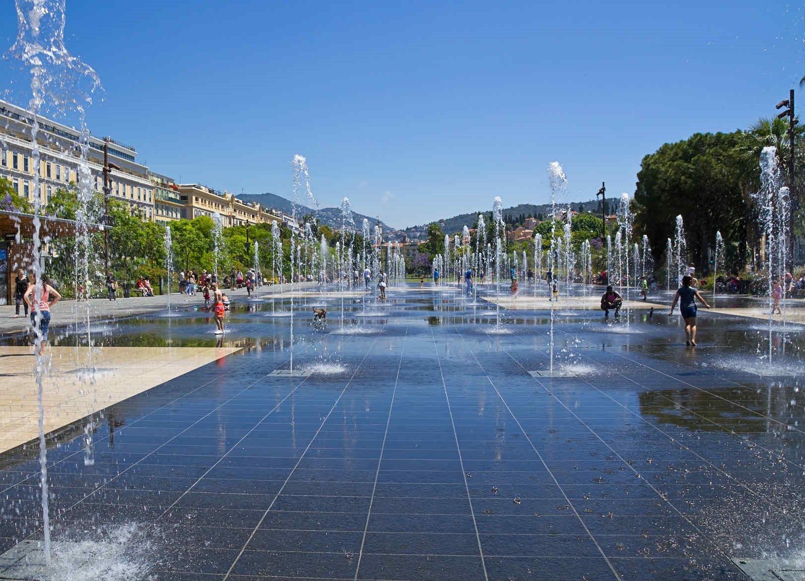 Nice Promenade de Paillon 209