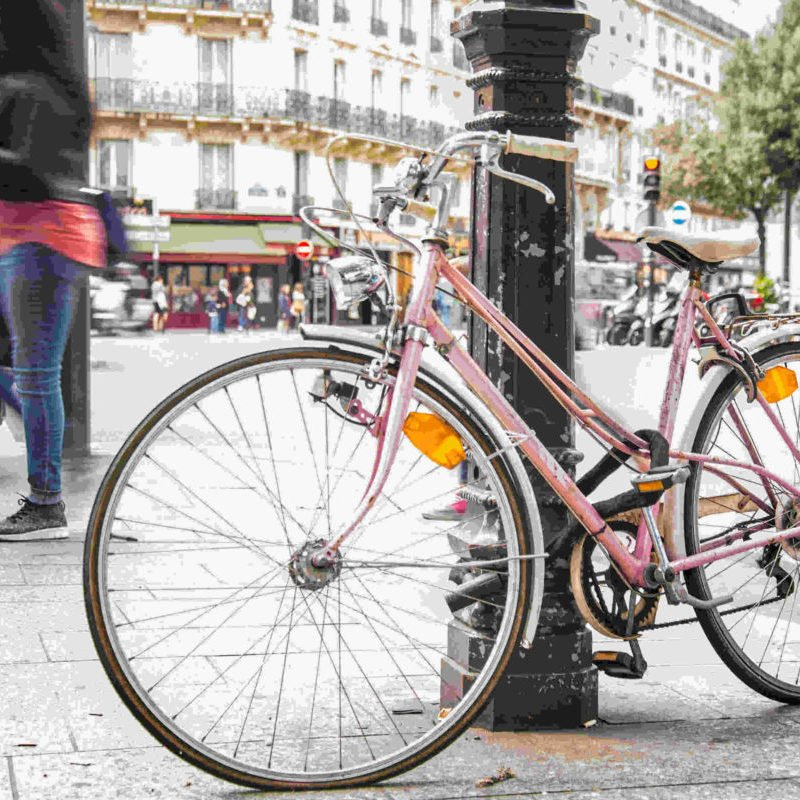 Paris 4.4 bicycle-bike