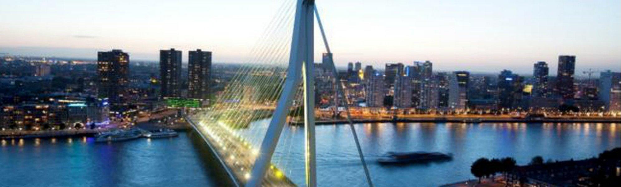RRotterdam Erasmus Bridge