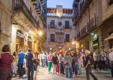 Bilbao gamla stan