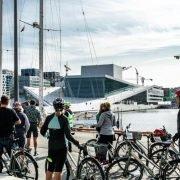 Cykeltur Oslo