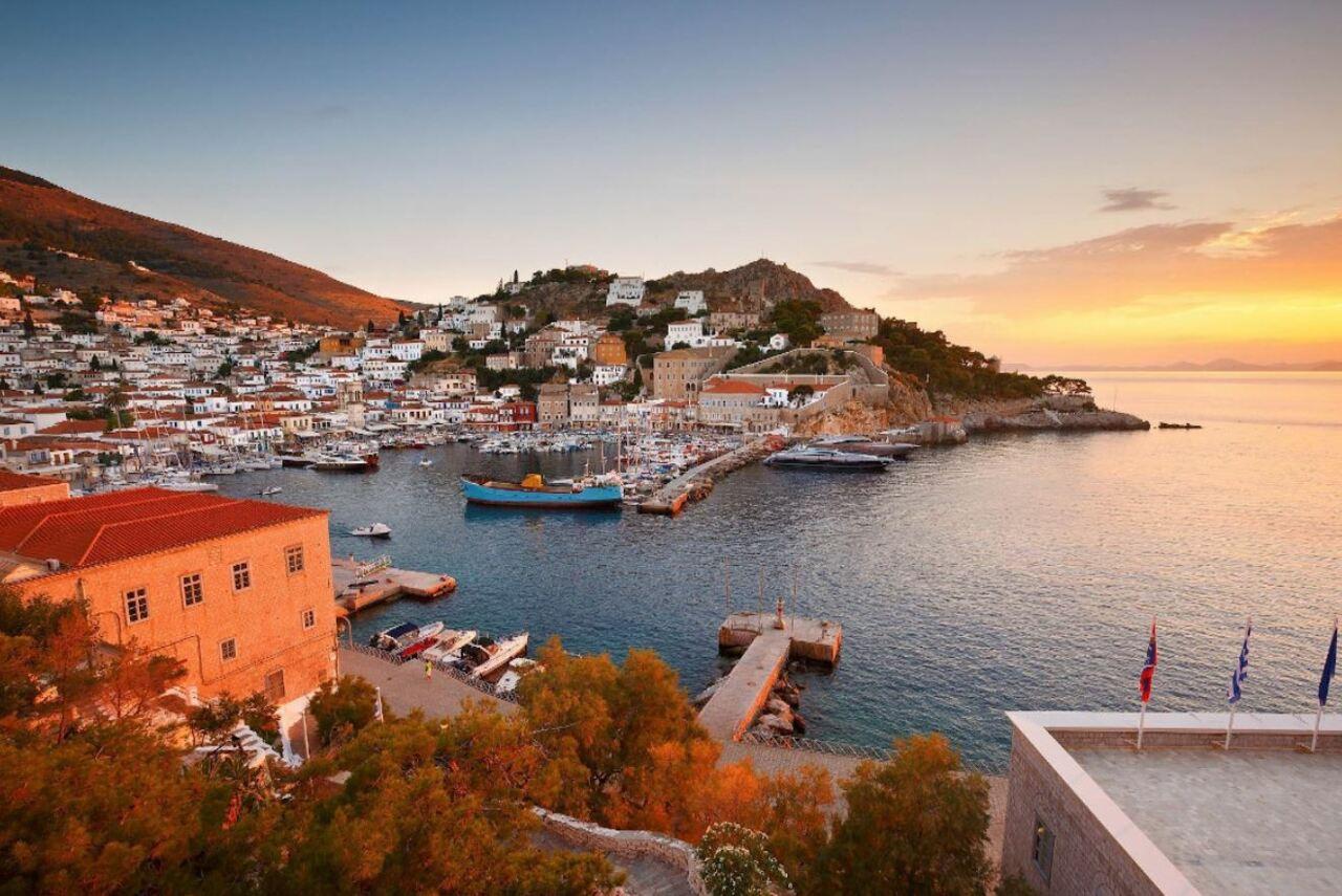 Konferens segling Grekland 1