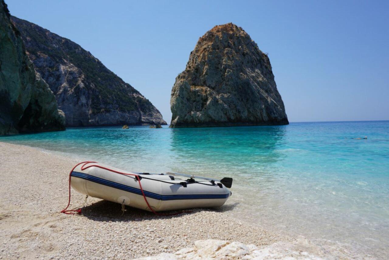 Konferens segling Grekland 2