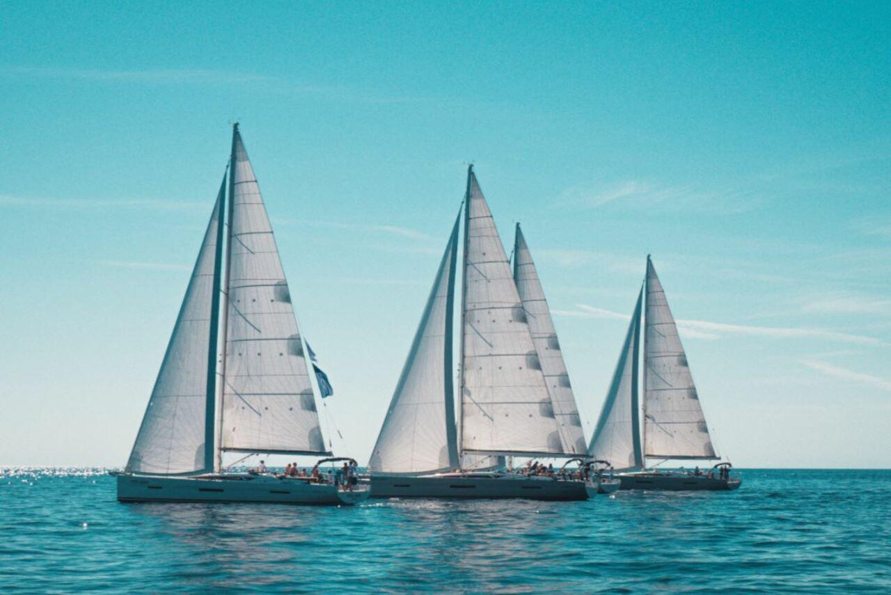 Konferens segling Grekland 3
