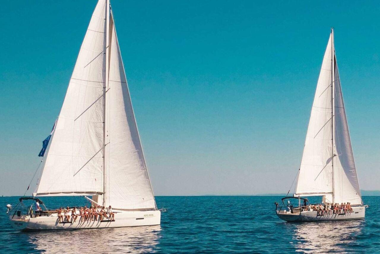 Konferens segling Grekland 4