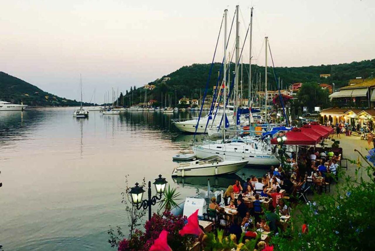 Konferens segling Grekland