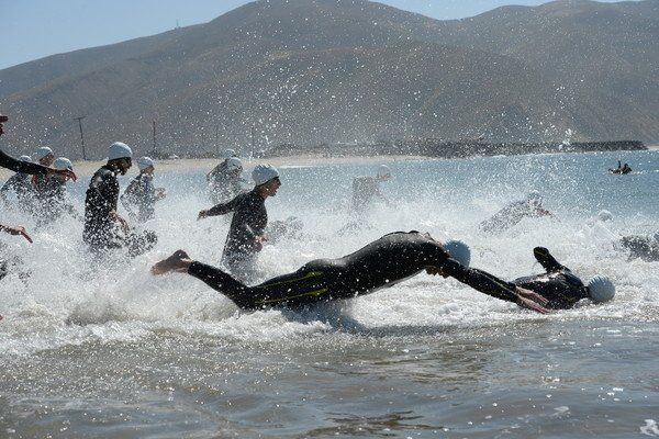 2018 Armed Forces Triathlon Championship