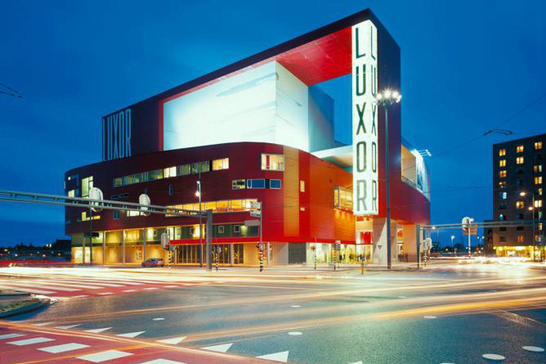 Studieresa Rotterdam Nieuwe Luxor Theatre