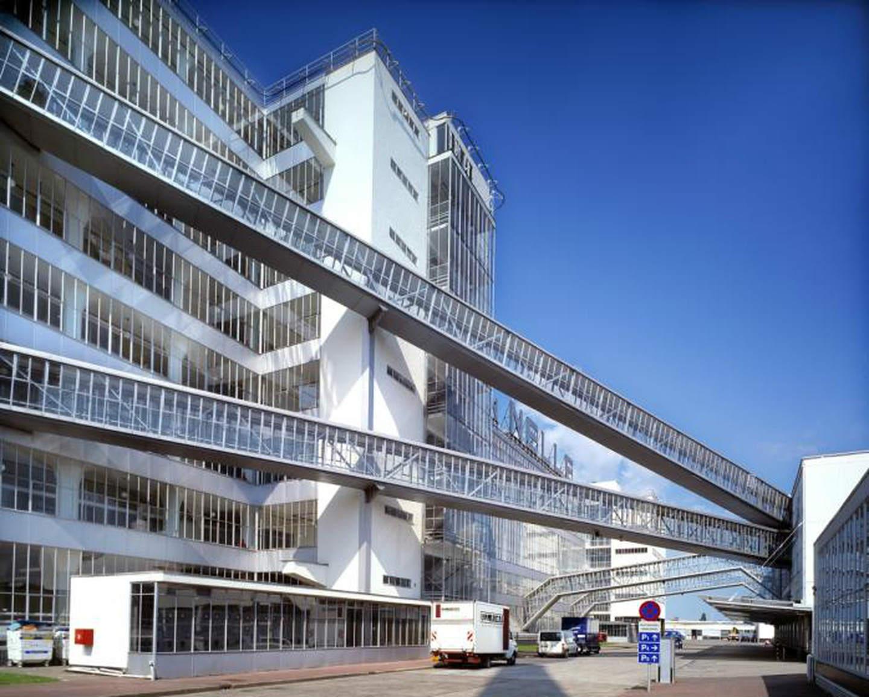 Studieresa Rotterdam Van Nelle Factory