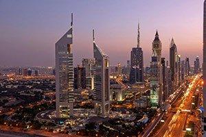 Dubai-Zheikh-Zayed-Road