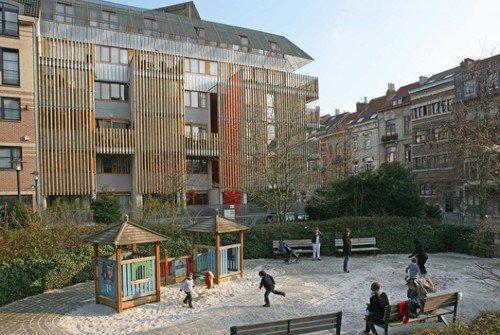 Social Housing Brussels1
