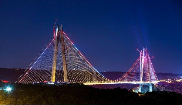 Bosporus Bridge 2