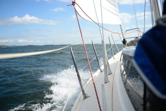 Konferens segling Åland