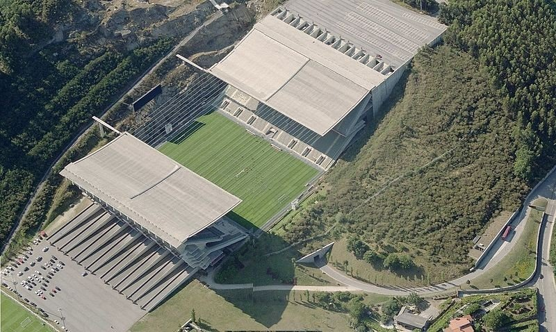 Braga Stadium gallery