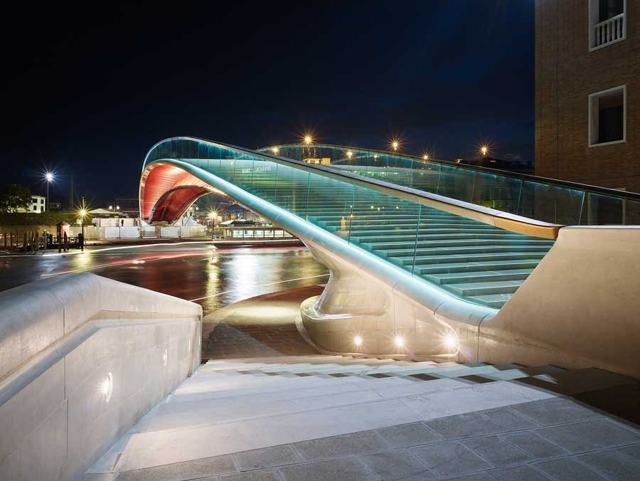 Calatrava Bridge Venice - Gallery