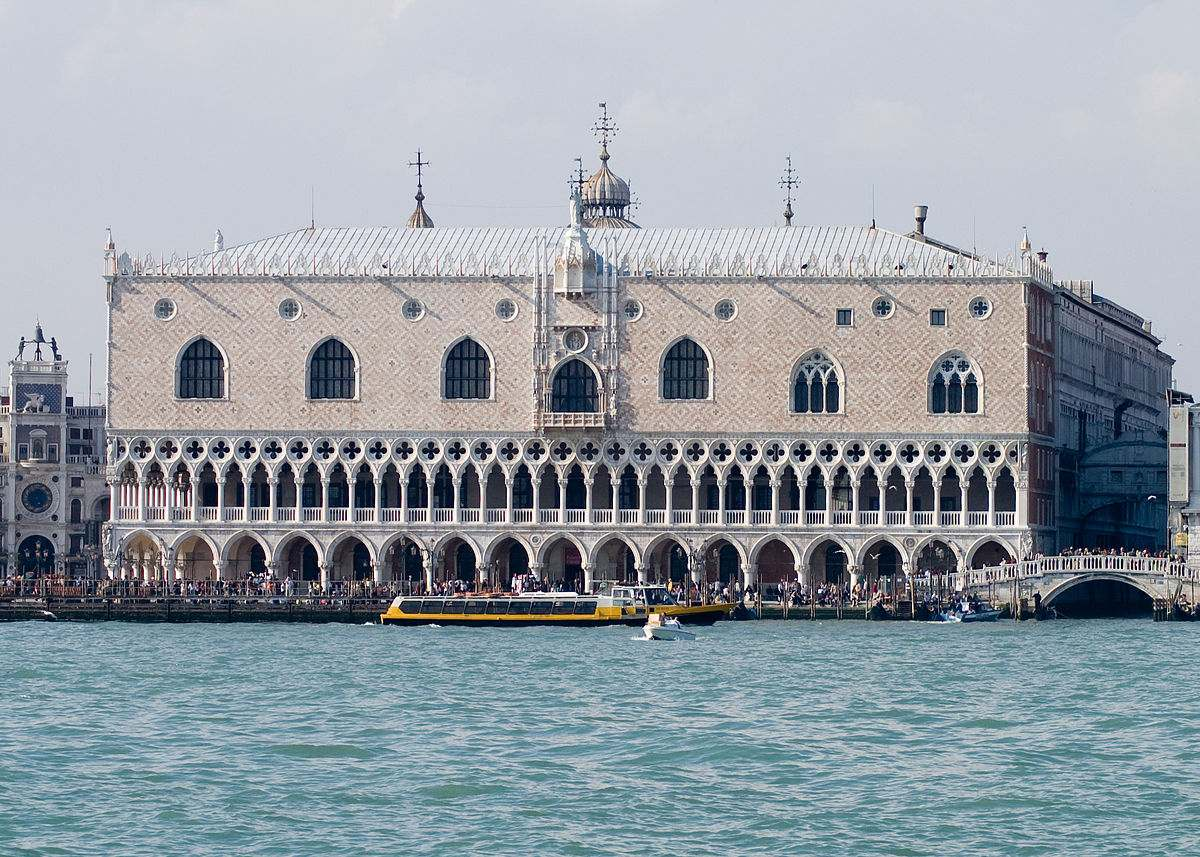 Dodges Palace Venice - Gallery