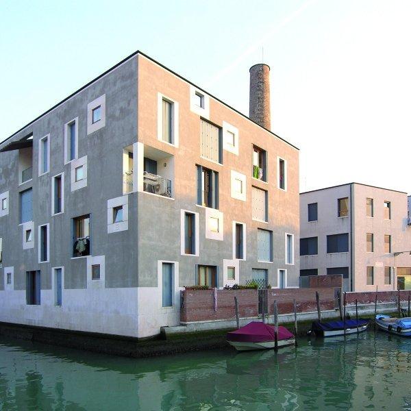 Modern housing Venice - Gallery