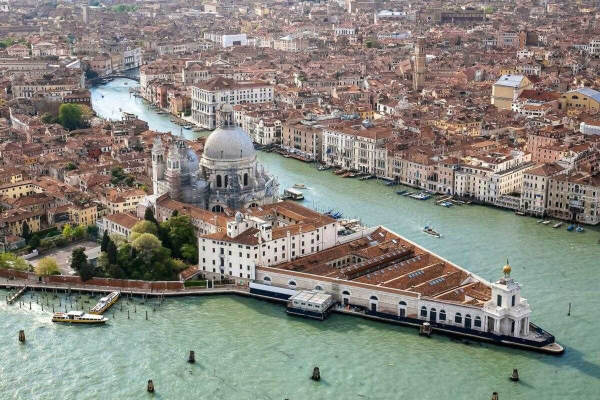 Venice arial view 2 gallery