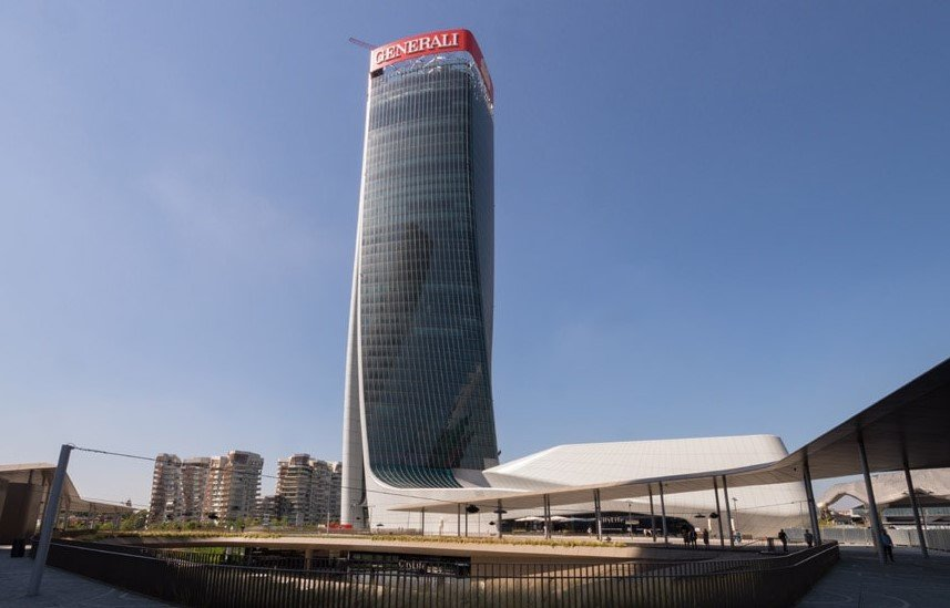 Generali Tower Milan
