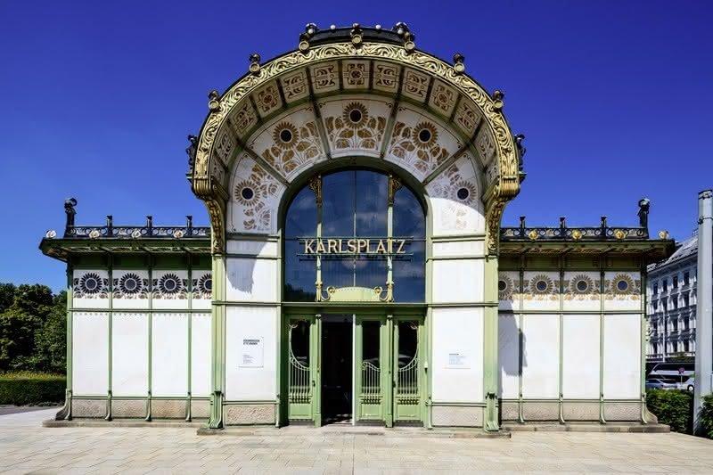 Otto Wagner Pavilion Karlsplatz - Gallery