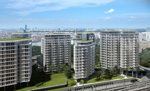 Park Apartment am Belvedere - Gallery