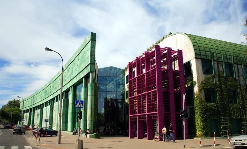 Uni Library Warszaw
