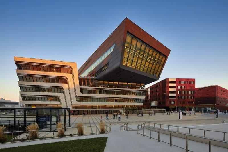 WU Campus 1 - Gallery