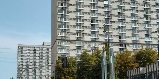 Za Żelazną Bramą Housing Estate